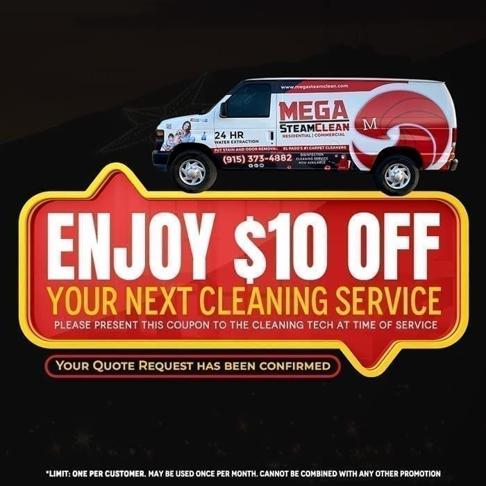 mega steam clean coupon-offer2020